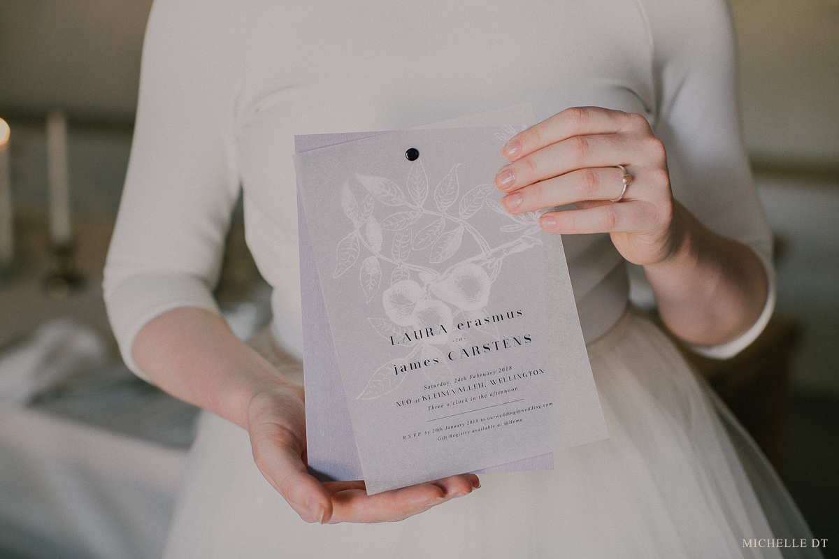 Weddingg invitations and stationery